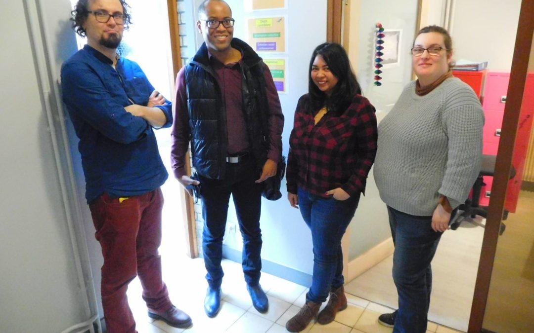 Portes ouvertes d'Intervalle: un temps d'échanges avec les acteurs locaux de l'ESS