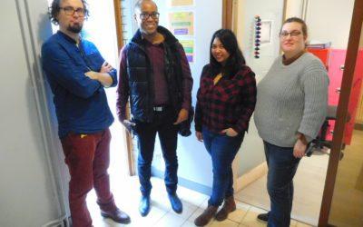 Nos portes ouvertes : un temps d'échanges avec les acteurs locaux de l'ESS